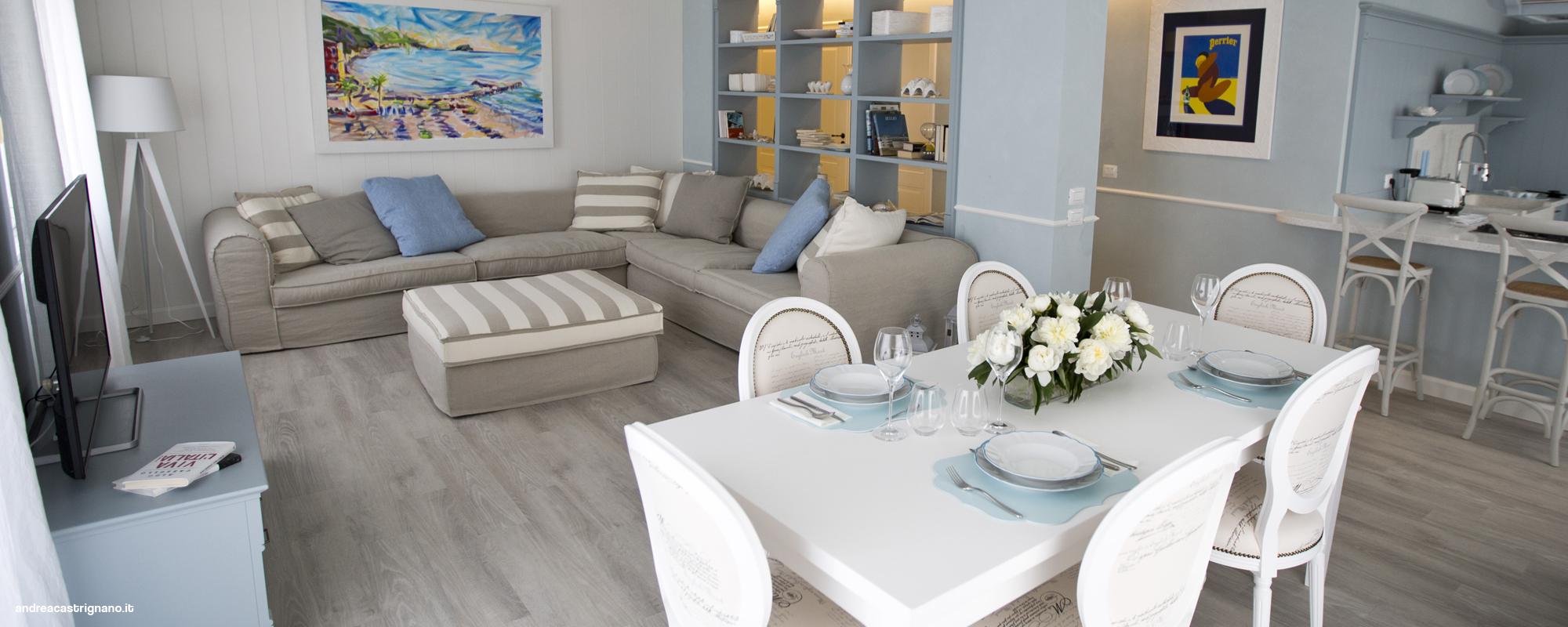 Divani casa al mare idee per il design della casa - Pavimenti per casa al mare ...