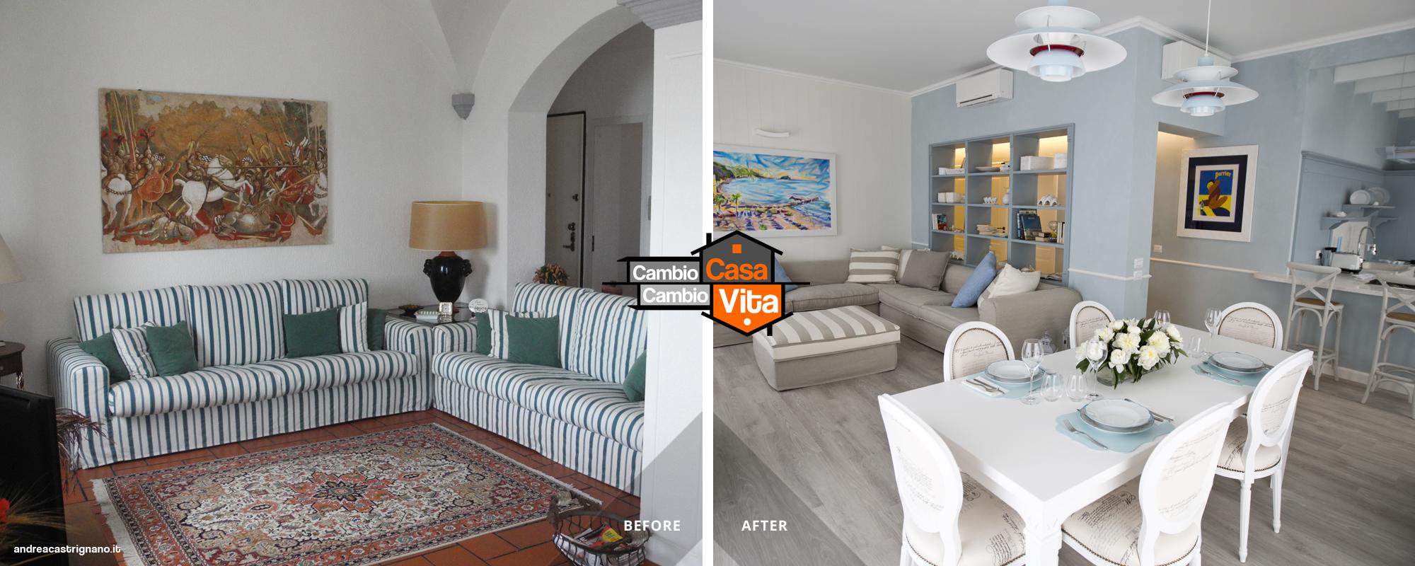 Interesting back il mare dentro casa cambio casa cambio - Cucine per case al mare ...