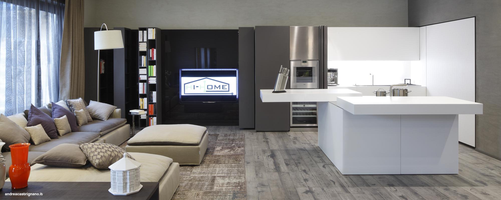 La casa del futuro andrea castrignano - Cambio casa cambio vita costi ...