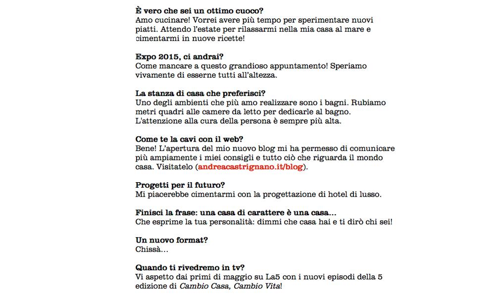 Marieclaire Maison Aprile 2015 Andrea Castrignano