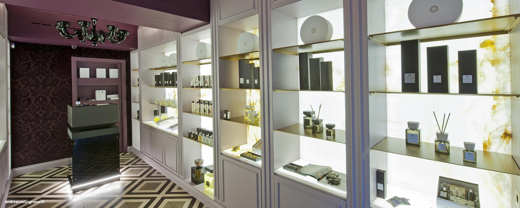 Il nuovo negozio Locherber a Milano - Andrea Castrignano