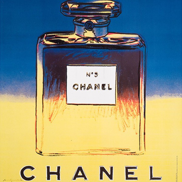 Chanel n 5 andrea castrignano for Cambio arredo piacenza
