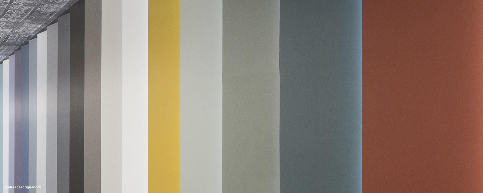 Come fare per testare i colori della casa senza stenderli for Andrea castrignano colori pareti