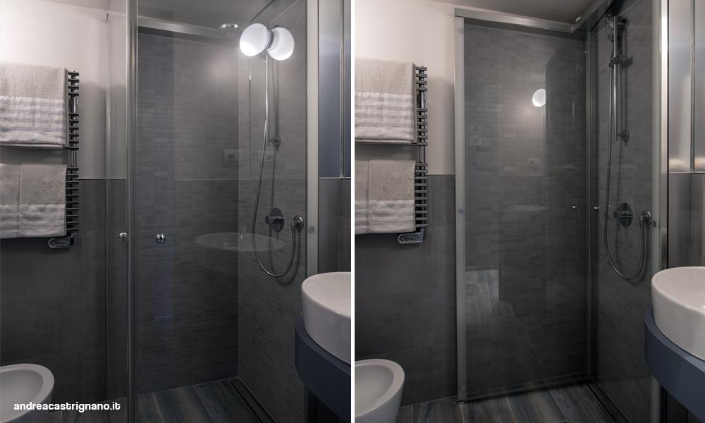 Tutta casa in una stanza andrea castrignano - Rivestimenti per doccia ...