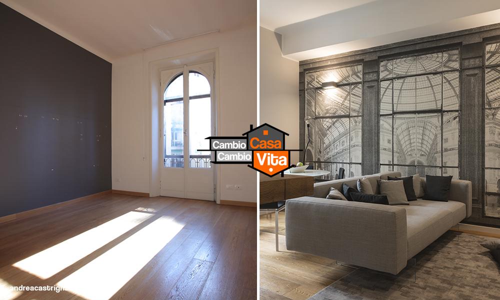Cambio casa cambio vita archivi andrea castrignano - Disposizione stanze casa ...