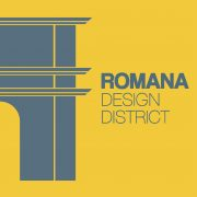 Logo Romana Design District
