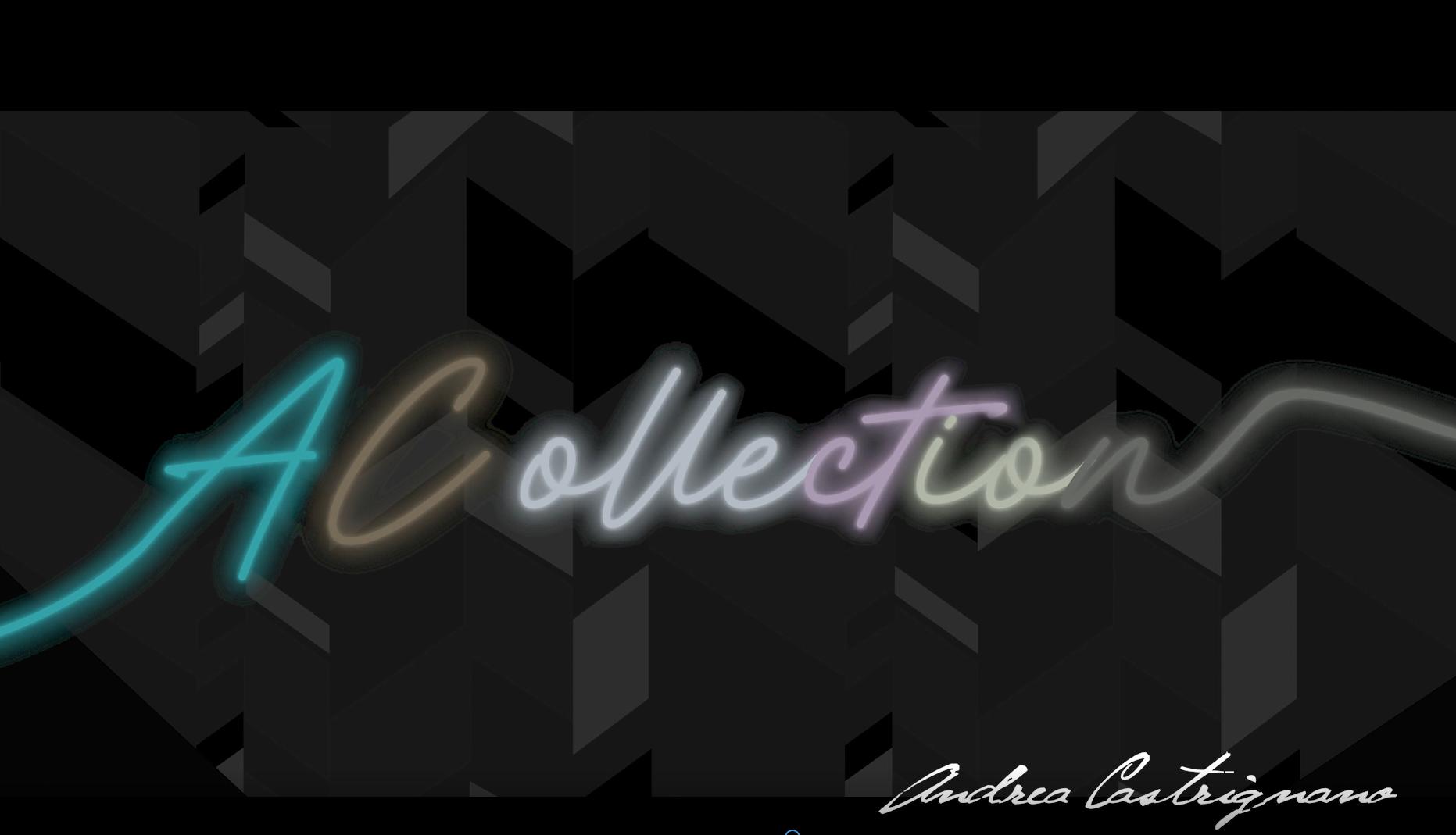 d54f42775ad11 Un anticipazione del mio nuovo progetto  ACollection
