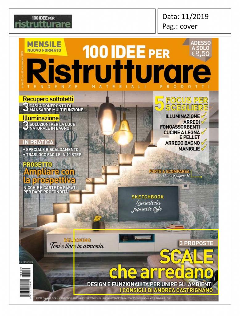 Andrea Castrignano su 100 idee per ristrutturare