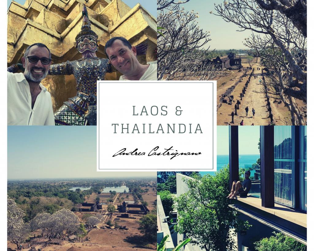 Laos & Thailandia con Andrea Castrignano e Federico