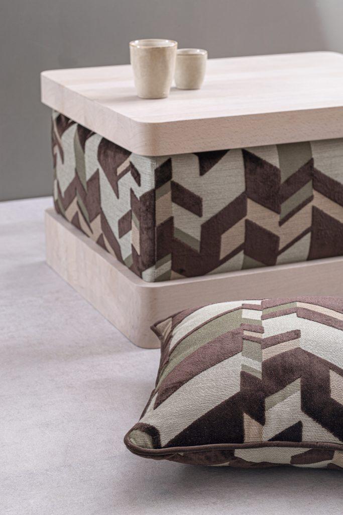 Camouflage Textile Collection by Andrea Castrignano per Brochier