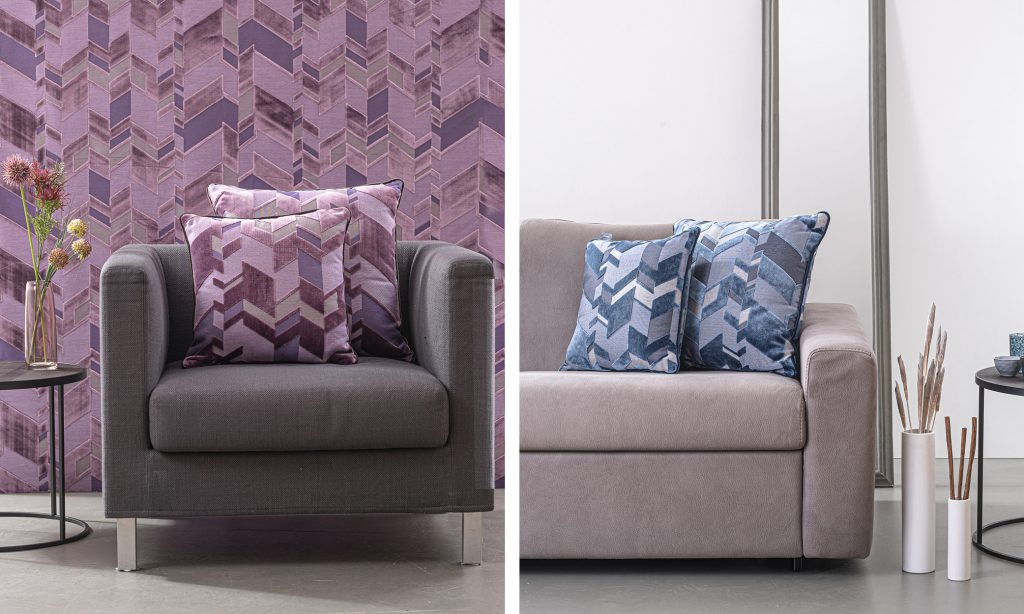 Camouflage Textile Collection by Andrea Castrignano per Brochier